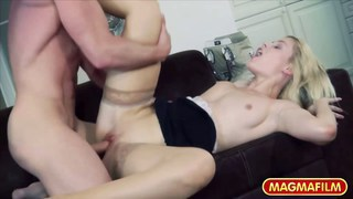 Sweet Cat fucked hard by her hubby