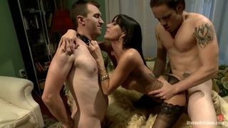 Mrs. Dimarco dominates her husband