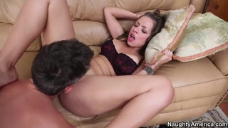 Yurizan Beltran sucks and fucks Mick Blue