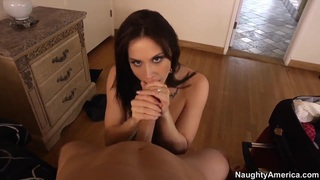 Bruce Venture fucks his hot girlfriend Chanel Preston