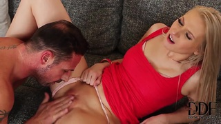 Viktoria Diamond trying to please her handsome neighbor