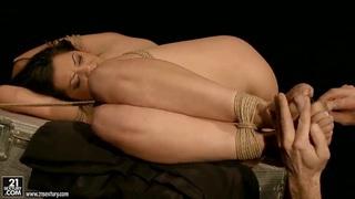 Master Fourne's new slave Esmeralda Del Sierra