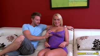 Remarcable bitch Brittany O'Neil fucks hard for pleasure