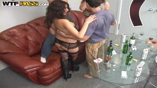 Hot sex party with Lerika and pals
