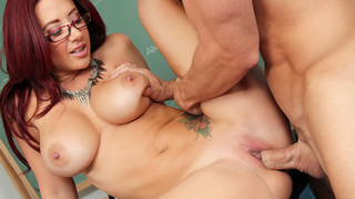 Jayden Jaymes & Johnny Sins in My First Sex Teacher