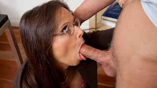 Syren De Mer & Danny Wylde in My First Sex Teacher