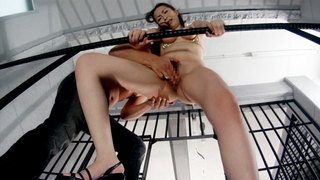MILF Gets Rough Finger Banging