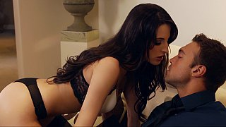 Amazing Kortney Kane cheating her husband for money