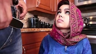 Sexy Arab Teen Ada Gets Fucked Hard
