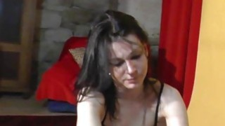 19yo czech amateur does strip and handjob for porn producer