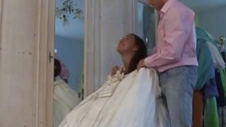 Victoria gets a facial and likes it