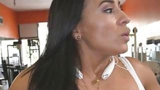 Becca Diamond got her creamy pussy banged hardcore