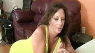 His Thick Cock Turns The Horny Milf On