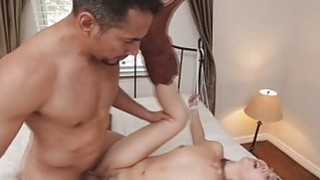Asian babe Miko Dai getting fucked