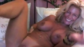 Beautiful Busty Mature Does Some Solo Masturbation with Toys