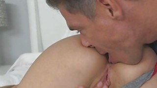 Micks fucks Goldie as she got undressed