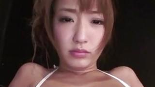 Sana Anzyu ravishing domination porn show