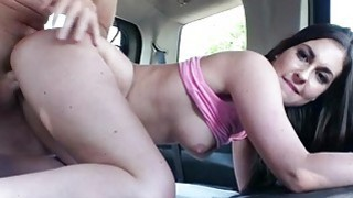Sweet amateur teen Brittany Shae banged