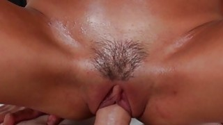 Petite Janice Griffith Fucks in POV
