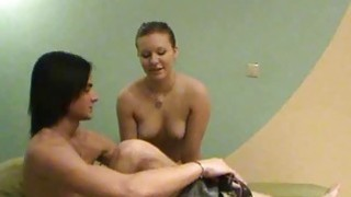 Pussy pleasuring stud