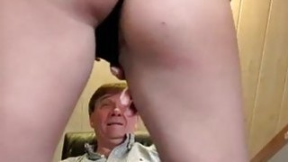 Gina gerson old man Woody doesn't know what to do with Bella anymore