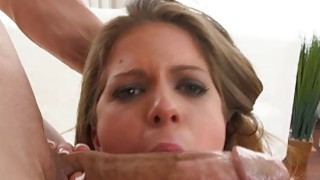 Stacey Levine drilled with a huge dick