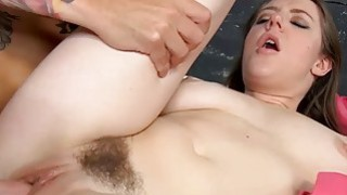 Samantha loves to fuck her stepbrother