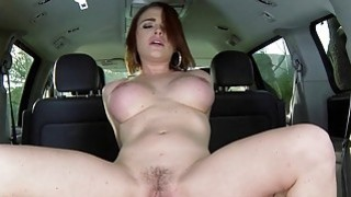 Brazzers  Sexy Hitchhiker Krissy Lynn gets pounded