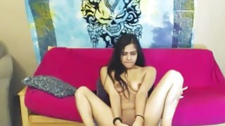 Amazing beautiful 18yo sexy latina Alyssa Stone with hot tiny body ALIVEGIRLcom