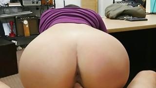 Big boobs brunette babe railed real good