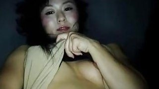 Big booty Korean chick and horny guy have awesome sex
