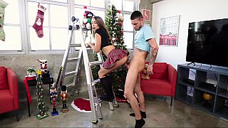 Climb that ladder